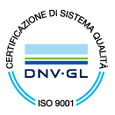 certificazione DNV GL ISO